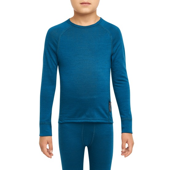 MERINO ONE50 JUNIOR LONG-SLEEVE SHIRT