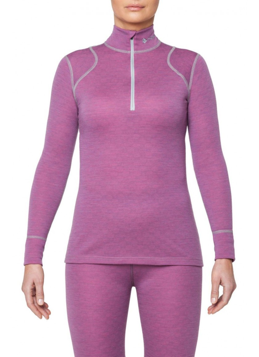 MERINO XTREME LONG-SLEEVE HIGH NECK SHIRT