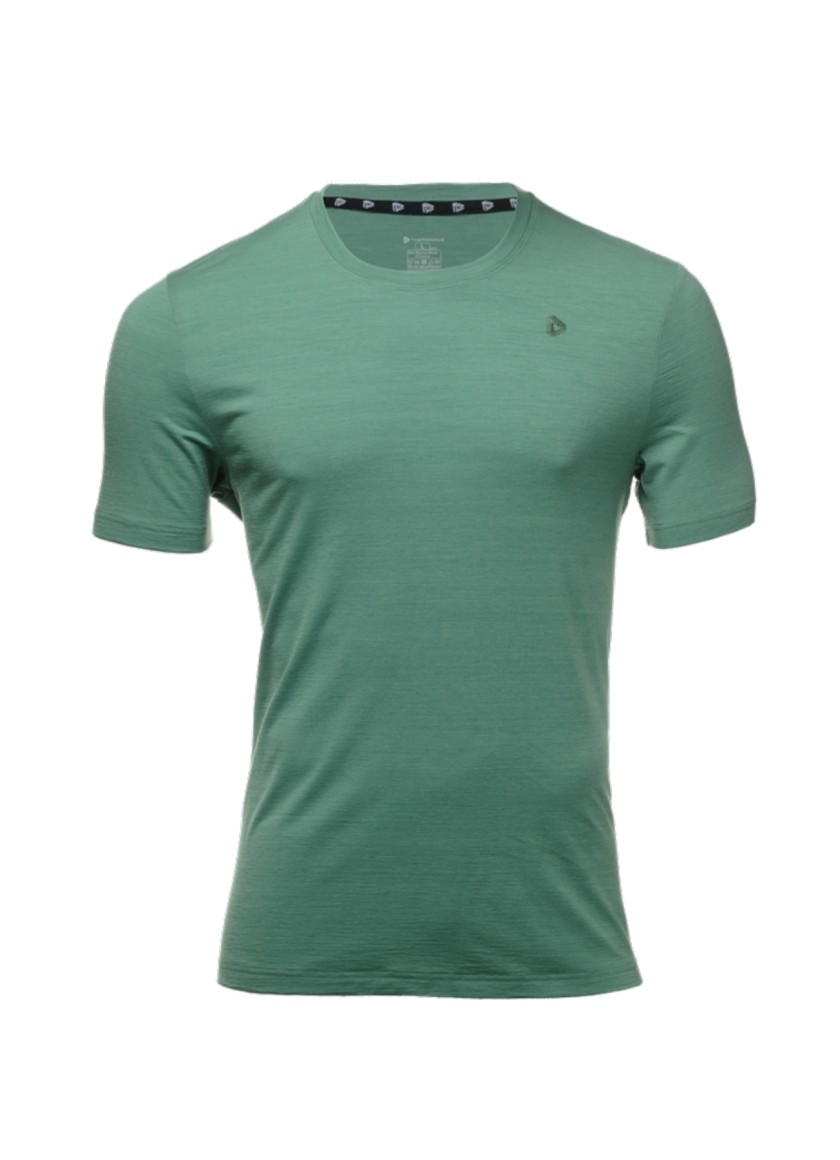 MERINO LIFE SHORT-SLEEVE SHIRT